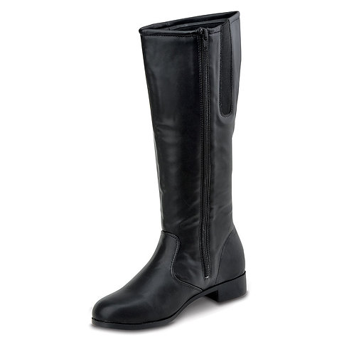 Black Nancy Boot