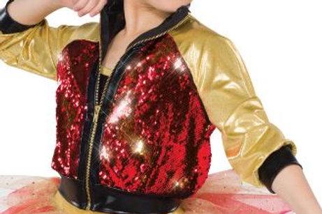 Shimmer Dance jacket