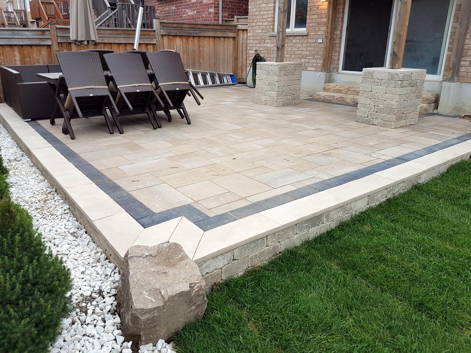 Complete Backyard Renovation Project