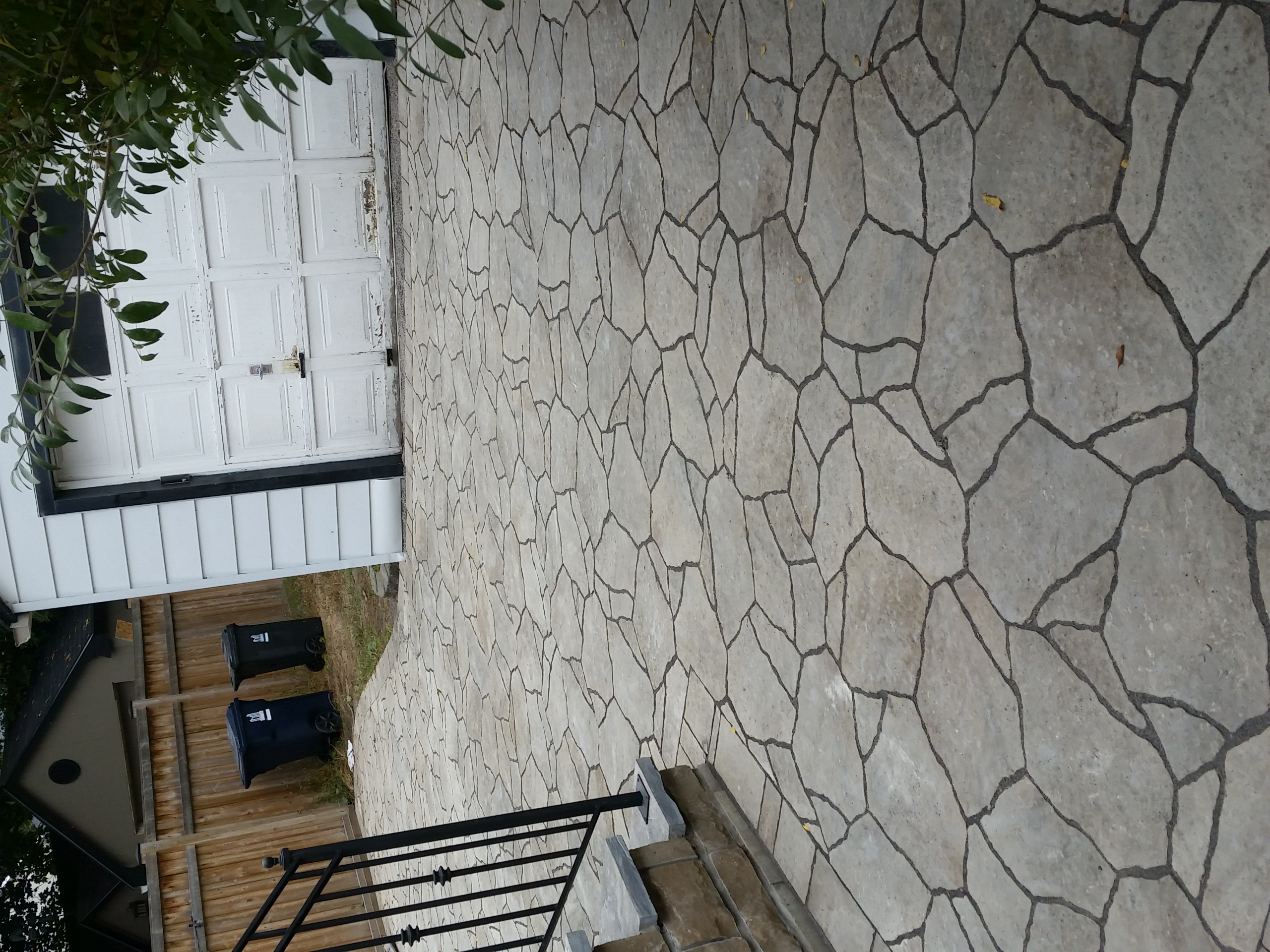 mega arbel interlocking stone
