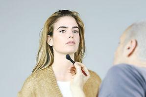 upevnění Makeup