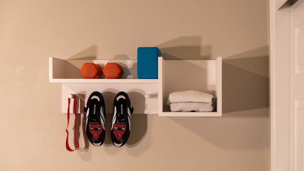 Accessory Wall Shelf