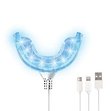 LED teeth whitening Kit with Gel