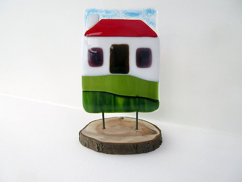 Fused Glass Wee Bothy
