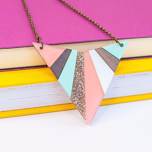 Twiggd -Ray Necklace