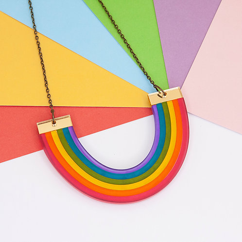 Twiggd - Rainbow Necklace