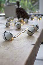 Sleigh Bell String LED String Light