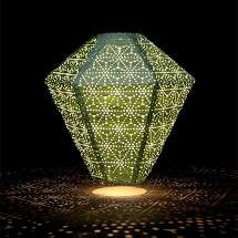 Solar Lantern Diamond (Back in stock end July)