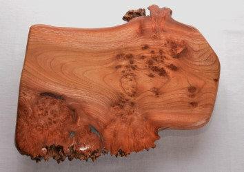 Moorholm Woodcraft Burr Elm Chopping Board