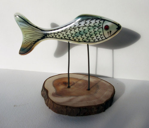 Small Painted Fish