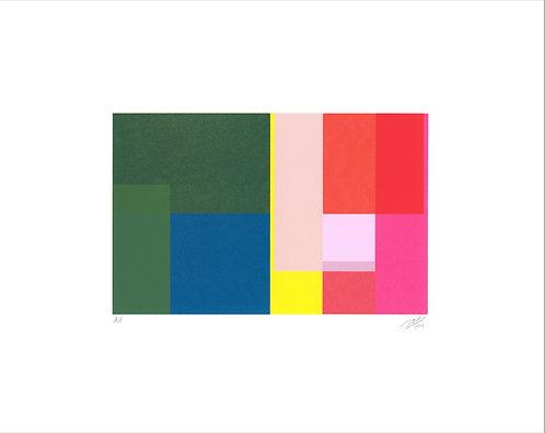 Richard Marsden - Overlap