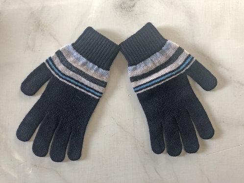 Greengrove Weavers - Barnett Mens Gloves Navy