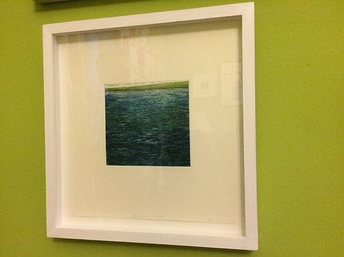 Shoreline West - Framed