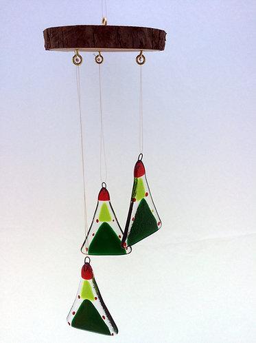 Xmas Tree Mobile