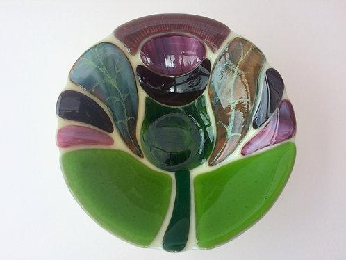 Medium Thistle Bowl