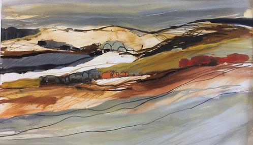Hazel Campbell - Autumn Lines