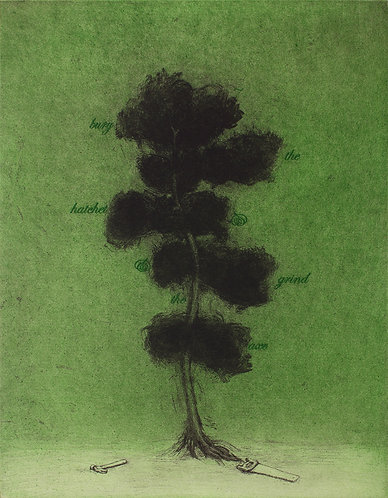 Alasdair Wallace - Tree