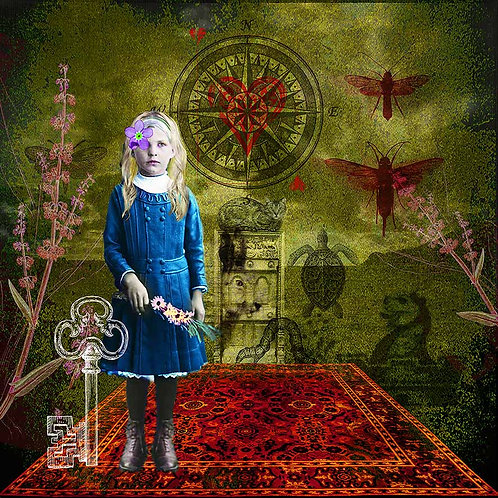 Ashley Cook - Adventures in Wonderland Digital Print