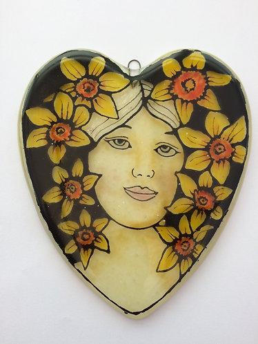 March - Daffodil Girl