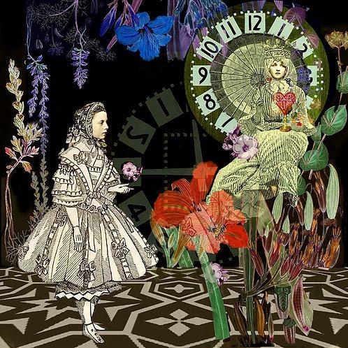Ashley Cook - Alice in Wonderland Digital Print