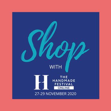 The Handmade Festival Online November 20
