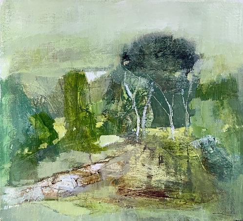 Dianne Gardner - Lowther Castle Gardens