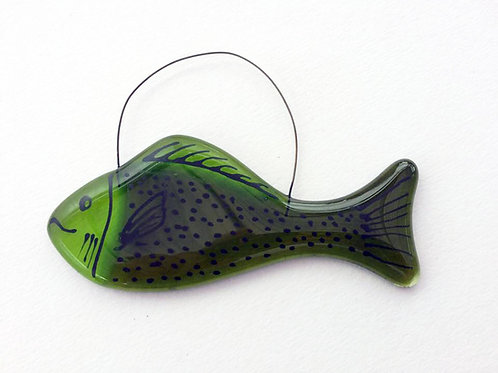 Little Green Fish