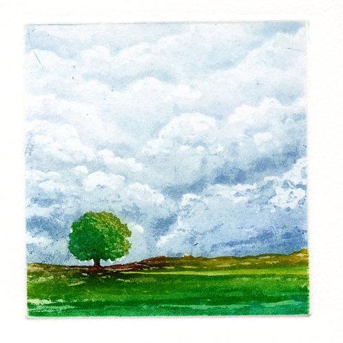 Wee Tree Print