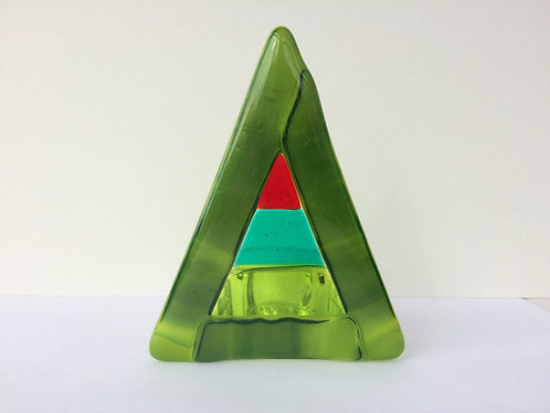 Christmas Tree T-Light Holder
