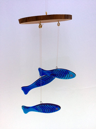 Blue Fish Mobile