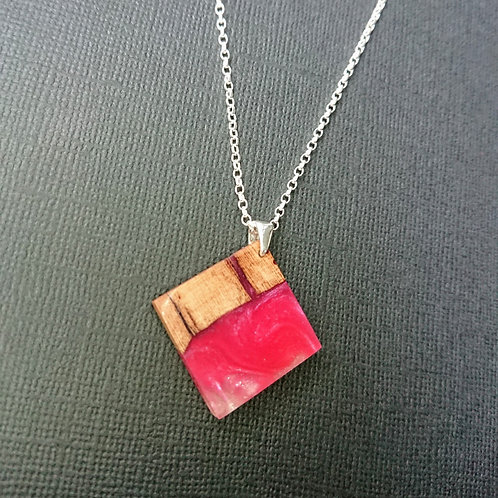 Just Beee - Red Wood & Resin