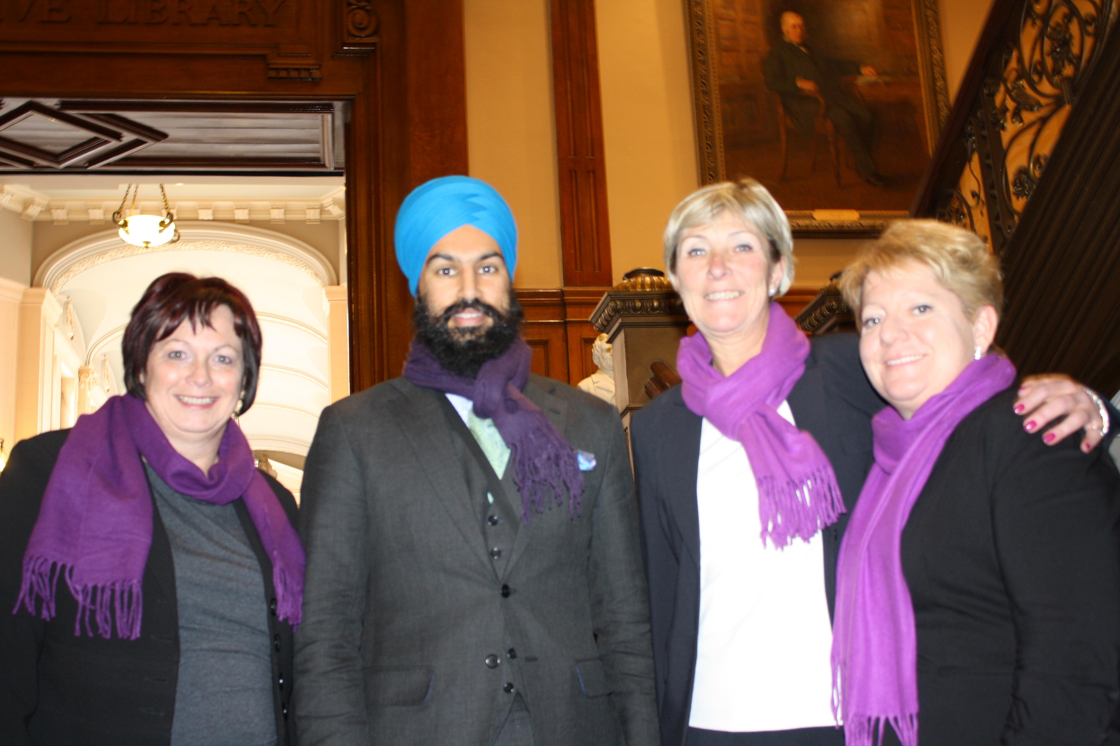 Jag Meet Singh, MP