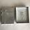 Thumbnail: Silberkette Blatt mit weißen Perlen
