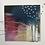 """Thumbnail: Kartenbox """"Acryl-Quadrat-12x12"""",     4 Klappkarten mit Umschlag auf Büttenpapier"""