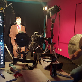 Filming Virtual Character