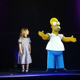 Millie and Holographic Homer