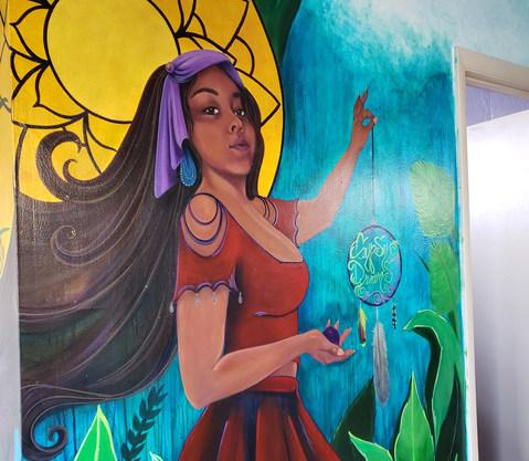 Gypsy House Entry Way: Oliva