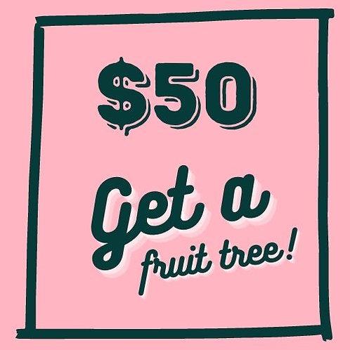 $50 Edible Library Donation