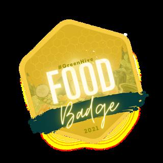 Food Badge