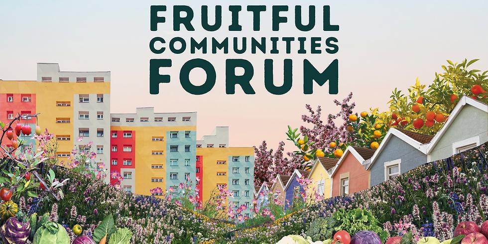 Fruitful Communities Forum