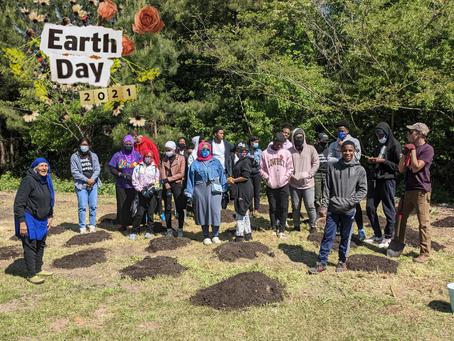 Earth Day at the Mohammed Schools of Atlanta