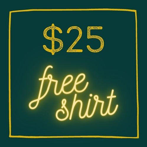 $25 #GreenHive Donation