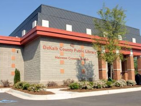 Productive Urban Landscape: Hairston Crossing Library