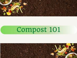 Lunch & Learn: Compost 101 (Webinar) - April 23