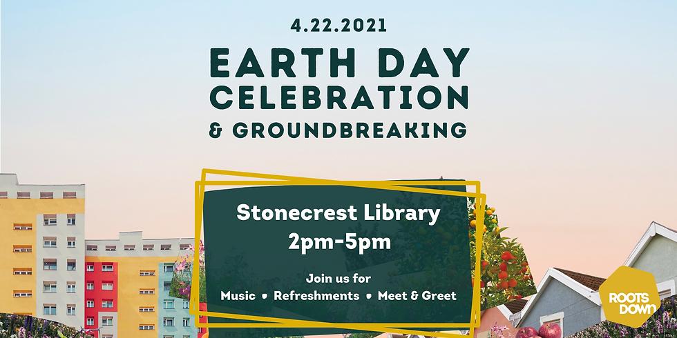 Earth Day Celebration & Groundbreaking