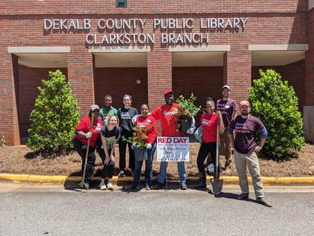 We're Planting Edible Libraries