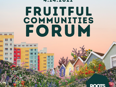 Fruitful Communities Forum review
