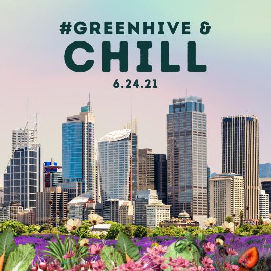 #GreenHive Summer Celebration and Volunteer Event