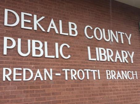 Productive Urban Landscape: Redan Library