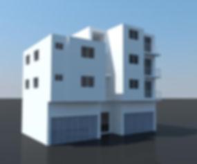 Construcción de apartamentos